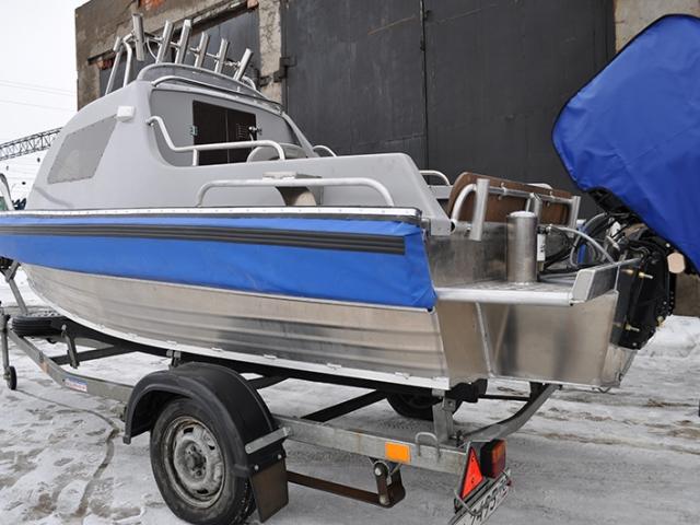 Дополнительная плавучесть для лодки